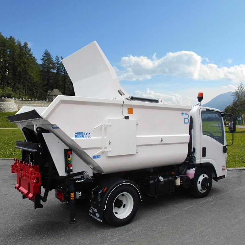 Single movement shovel equipment - RAPTOR