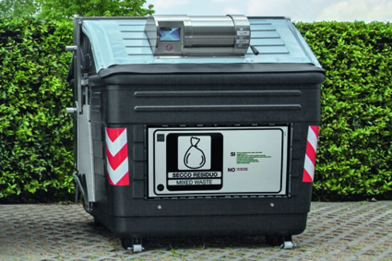 Container for waste collection - RST